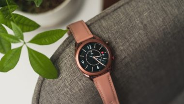 The Best Leather Bands for the Samsung Galaxy Watch 3