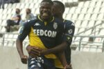 Monaco stay on course for Champions League qualification